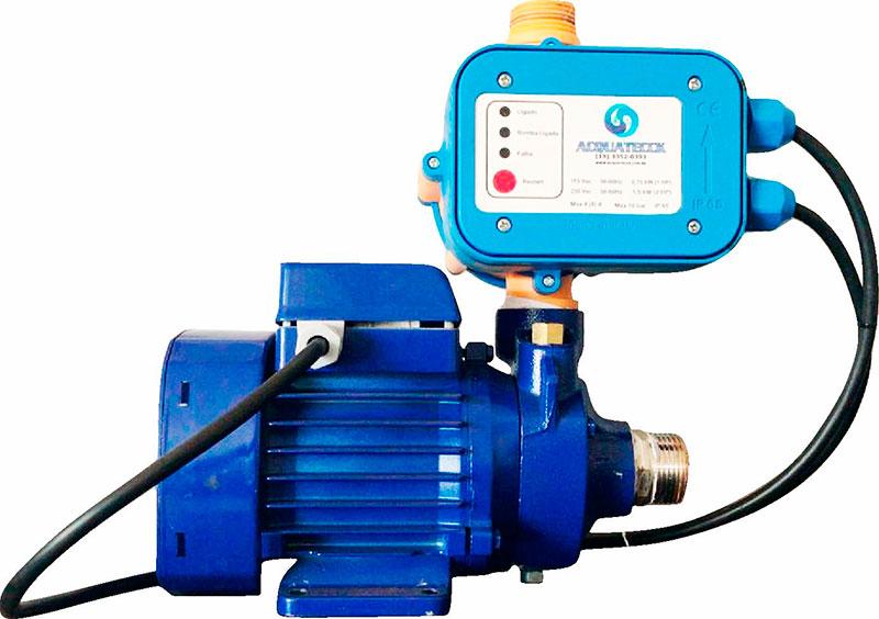 Pressurizador água