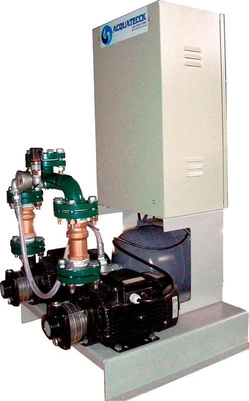 Soluções em bombeamento de água