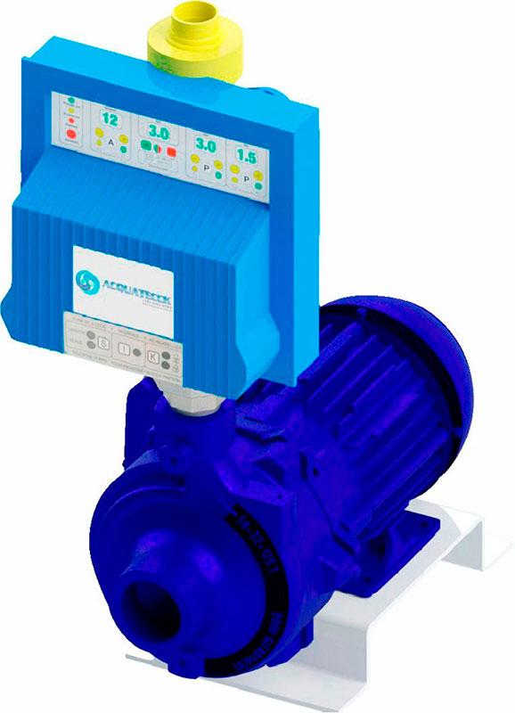 Pressurizador água residencial